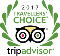 2017 Travelers Choice Trip Advisor image