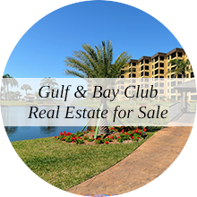 Gulf and bay real estate for sale bubble image